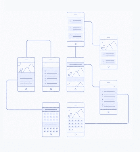 Conception UX Design User interface